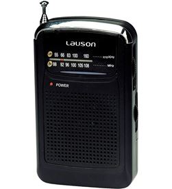 Lauson RA 114 radio am/fm portátil con auriculares o altavoz - +99062