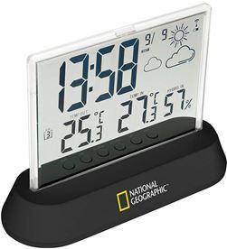 Todoelectro.es WIRELESS WEATHE national geographic transparente estación meteorológica interior/exterior d - +21642