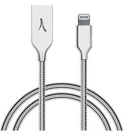 Todoelectro.es ALTCABLAMFISIL akashi plata cable usb a lightning 1 metro - +21666