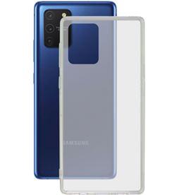 Samsung L8644FTP00 funda flex ksix para galaxy s10 lite transparente - CONL8644FTP00