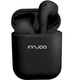 Innjoo -AUR GO BLACK auriculares bluetooth go black - bt 5.0 tws - batería auricular 30ma ij-go black - INN-AUR GO BLACK