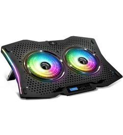 Spirit SOG-VE1000RGB soporte refrigerante of gamer airblade 1000 rgb - para portátiles ha - SOG-VE1000RGB