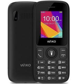 Wiko F100 BLACK f100 negro móvil senior dual sim 1.8'' cámara vga bluetooth radio fm - +22867