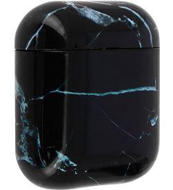 Todoelectro.es ALTAIRPODMARB akashi marmol negro carcasa airpods 1 y 2 rídiga antihuellas - +22900