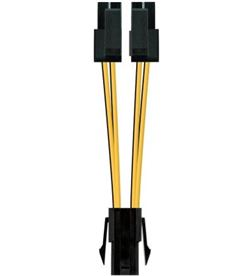 Todoelectro.es cable de alimentación para microprocesador nanocable 10.19.1401 - 4pin/h-4+ - NAN-CAB 10 19 1401