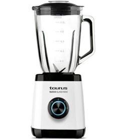 Batidora de vaso Taurus succo glass - 1000w - 2 velocidades+pulse - jarra c 912446000 - 912446000