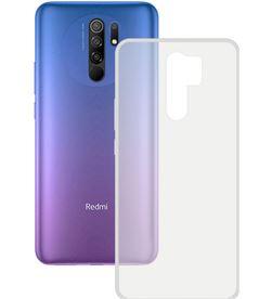 Xiaomi B9088FTP00 funda flex ksix tpu redmi 9 transparente - B9088FTP00