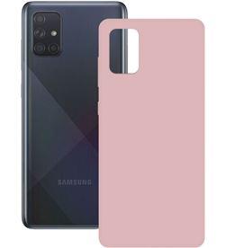 Samsung B8642SLK16 funda silk ksix galaxy a51 Fundas carcasas smartphone - B8642SLK16