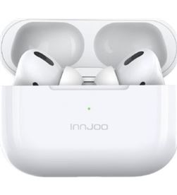 Auriculares bluetooth Innjoo go pro white - bt 5.1 tws - batería auricular IJ-GO PRO WH - INN-AUR GO PRO WH
