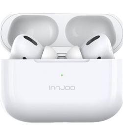 Innjoo -AUR GO PRO WH auriculares bluetooth go pro white - bt 5.1 tws - batería auricular ij-go pro wh - INN-AUR GO PRO WH