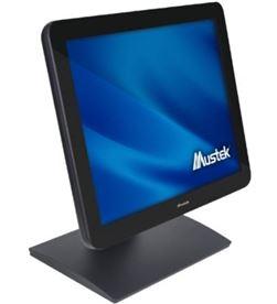 Todoelectro.es monitor táctil mustek t 17fvun - 17''/43.18cm - 1280*1024 - 500 cd/m2 - 700 ts-17fvun - TS-17FVUN
