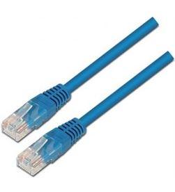 Aisens A135-0242 latiguillo de red - rj45 - utp - cat6 - 1m - azul - AIS-CAB A135-0242