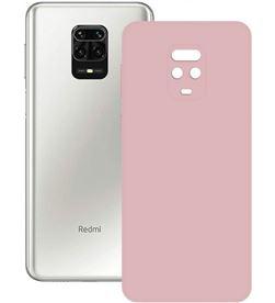 Xiaomi B9098SLK16 funda silk redmi note 9 pro/note 9s rosa ksix - CONB9098SLK16