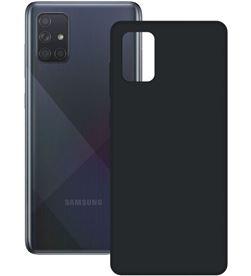 Samsung B8642SLK01 funda silk galaxy a51 negra ksix - CONB8642SLK01