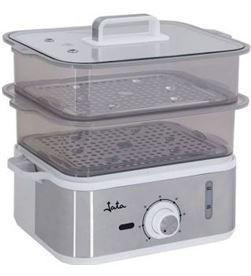 Cocina al vapor Jata CV623 - 800w - deposito agua 1.2l - 2 cestas apilables - JAT-PAE-COC CV623