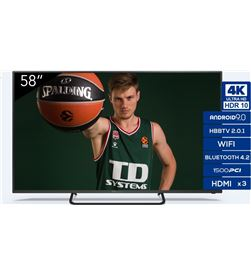 Todoelectro.es td systems k43dlx11us televisor 43'' lcd direct led 4k hdmi usb ci+ dolby d - +23170