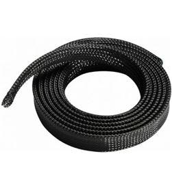 Organizador de cables en poliester Aisens A151-0405 - 1m - diámetro hasta 2 - AIS-ORG A151-0405