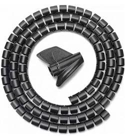 Organizador de cables en espiral Aisens A151-0406 - 1m - diámetro hasta 25m - AIS-ORG A151-0406