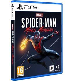 Juego para consola Sony ps5 marvel's spider-man: miles morales 9837725 - 9837725