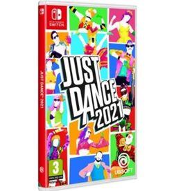 Juego para consola Nintendo switch just dance 2021 SWITCH JDANCE 2 - NIN-NS-J JDANCE 2021