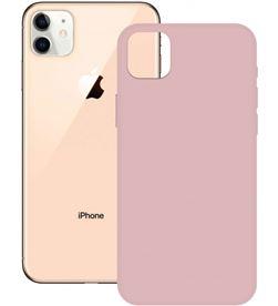 Ksix B0948COR16 funda silicona iphone 12 pro max rosa - CONB0948COR16