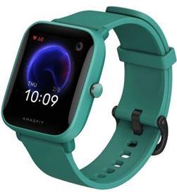 Xiaomi AMAZ BIP U GR reloj inteligente huami amazfit bip u verde - bt 5.0 - multisport - control - AMAZ BIP U GR