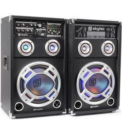 Todoelectro.es 178.409 altavoces activos 10. usb/rgb led 800w - 178.409