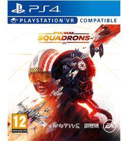 Sony juego ps4 star wars: squadrons s4swsq Consolas - S4SWSQ