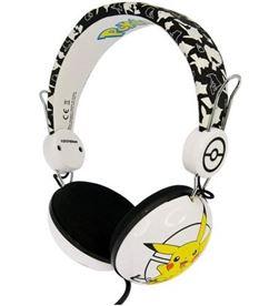Todoelectro.es auriculares infantiles otl pokémon pikachu japanese/ jack 3.5/ negros pk0603 - OTL-AUR PK0603