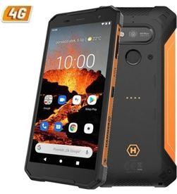 Hammer TLHAEPRO smartphone ruggerizado explorer pro 6gb/ 128gb/ 5.72''/ negro naranja - HAM-SP TLHAEPRO