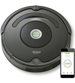 Robot aspirador Irobot roomba 676 - navegación iadapt - limpieza 3 fases - R676040 - IRB-ROOMBA 676