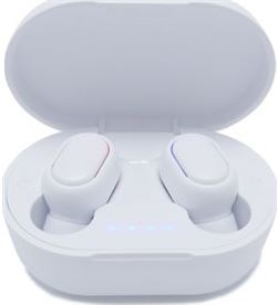 Auriculares bluetooth Innjoo air white - bt 5.1 tws - batería auricular 40m IJ-AIR WH - INN-AUR AIR WH