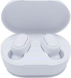 Innjoo -AUR AIR WH auriculares bluetooth air white - bt 5.1 tws - batería auricular 40m ij-air wh - INN-AUR AIR WH