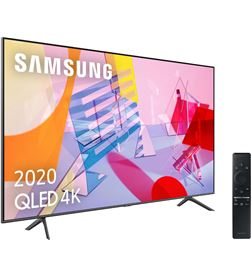 Samsung qe75q60t 2020 televisor 75'' qled 4k quantum hdr smart tv 3100hz pq QE75Q60T IMP - +23335
