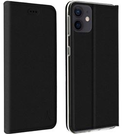 Todoelectro.es akashi funda folio negro apple iphone 12/12 pro iph12/12 pro fu - +23314