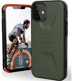 Todoelectro.es IPH12 MINI FUND uag civilian verde carcasa apple iphone 12 mini resistente - +23221