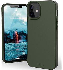 Todoelectro.es IPH12 MINI FUND uag biodegradable outback verde oliva carcasa apple iphone 12 mini resisten - +23220