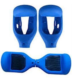 Infiniton 091069 funda silicona scooter in-roller azul - 091069