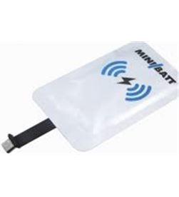 Minibatt adaptador carga inalámbrica mb-card-usb b 8435048431653 - 8435048431653