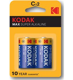 Pila alcalina Kodak max c lr14 (2un) 30952836 Ofertas - 30952836