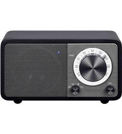 Sangean WR-7 NEGRO MATE radio analógica sobremesa fm bluetooth batería li-i - +21269