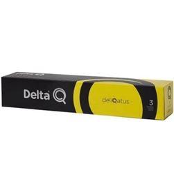 Todoelectro.es caja de 10 cápsulas de café delta deliqatus - intensidad 3 - compatibles co 5028328 - DEL-CAFE DELIQATUS