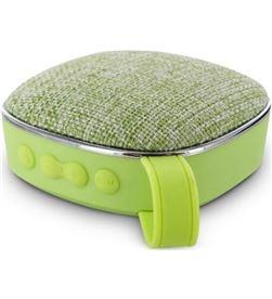 Todoelectro.es MLSSP0011 altavoz bluetooth muvit life tela verde - fm - microsd (hasta 32g - MUV-ALT MLSSP0011