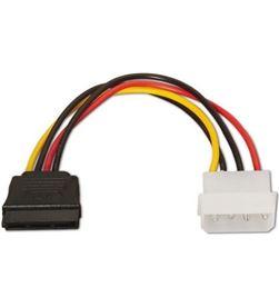 Aisens A131-0158 cable de alimentación sata - molex 4pin/m-sata hembra - - AIS-CAB A131-0158