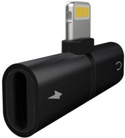 Apple MWADP0002 splitter carga y música myway negro - conector lightning - transmision de a - MYW-SPLIT MWADP0002