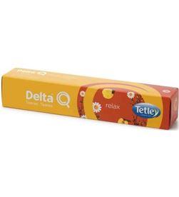 Todoelectro.es caja de 10 cápsulas de tisana delta relax - camomila con notas de melocot 5428001 - DEL-TISANA RELAX