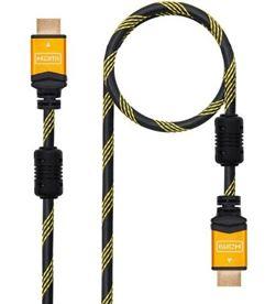 Nanocable -CAB 10 15 3701-L150 cable hdmi 10.15.3701-l150 - v2.0 - conectores hdmi (tipo a) mach - 10.15.3701-L150