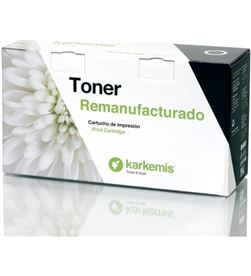 Todoelectro.es toner karkemis reciclado hp q2612a - negro - 2500 copias - impresoras laser 10050215 - KAR-Q2612X