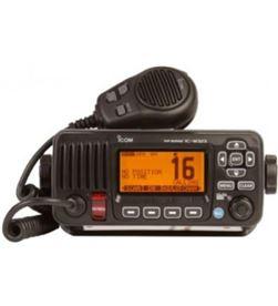 Todoelectro.es emisora vhf icom ic-m330ge, dsc, clase ''d'', ipx7, gps incorporado, tamaño - IC-M330GE
