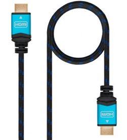 Nanocable -CAB 10 15 3701 cable hdmi 10.15.3701 - v2.0 - conectores hdmi (tipo a) macho - m - NAN-CAB 10 15 3701